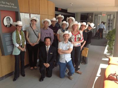 ASM Regional Officers Conf. - Calgary, Canada