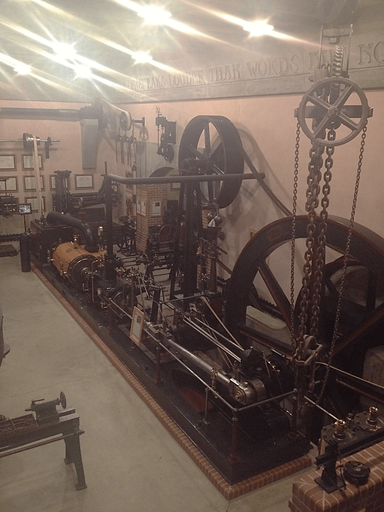 museum - a steam engine #9