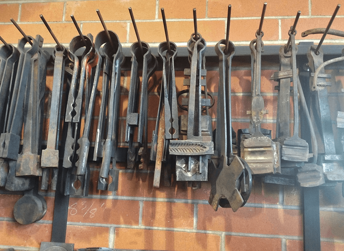 old steam hammer #7